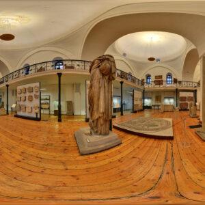 Archeological Museum Sofia Bulgaria 2/2
