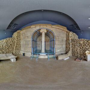 Thracian Tomb Shushmanets Bulgaria 2