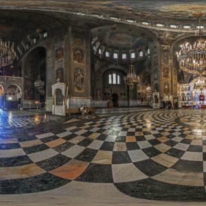 Alexander Nevsky Cathedral Sofia Bulgaria 3/8