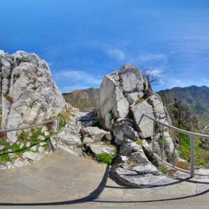 Asen's Fortress Bulgaria 4/15