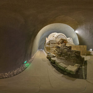 Thracian Tomb Sveshtari Bulgaria 6/14