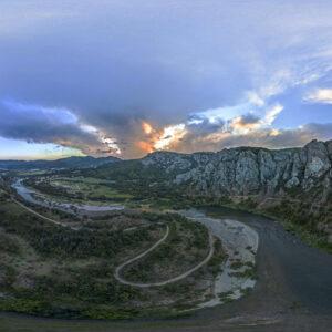 Arda Madzharovo Sunset Bulgaria 7/7