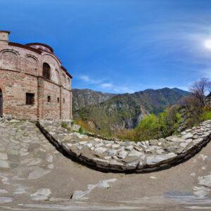 Asen's Fortress Bulgaria 7/15