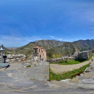 Asen's Fortress Bulgaria 8/15