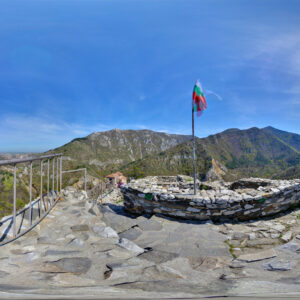 Asen's Fortress Bulgaria 9/15