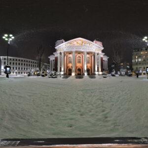 Sofia Winter Night Center Bulgaria 13/18
