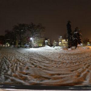 Sofia Winter Night Center Bulgaria 14/18