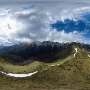 Stara planina Balgarka Central Balkan – drone Bulgaria 96/96